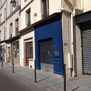Jeune rue